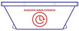 Icono contenedor larga estancia